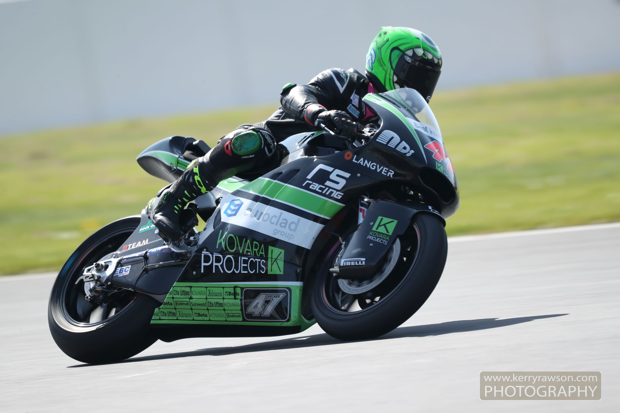 Jake Archer SIlverstone April 2019 2 Ker