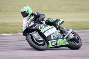 Solid points at Thruxton