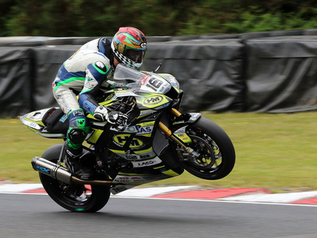 In the points on British Superbike debut