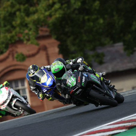 Pacey but no joy for James at Oulton Park