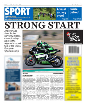 Andover Advertiser 18 July 2020
