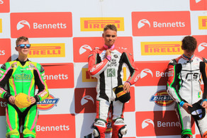 Archer takes maximum points at Oulton Park
