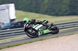 Jake Archer GP2 Donington National