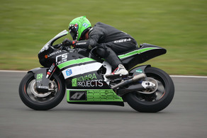 Looking for comeback at Thruxton