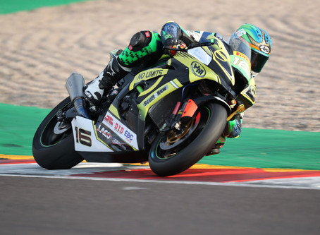 Points for Hopkins in first National Superstock 1000 race
