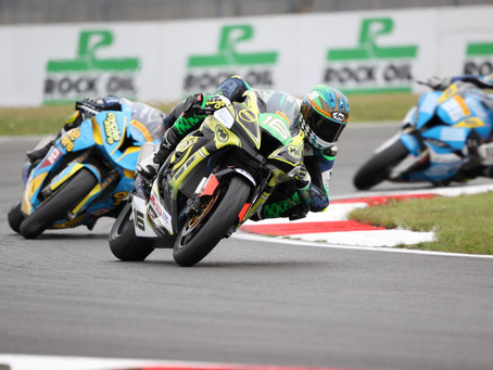 No points for Hopkins but plenty of positives at Snetterton