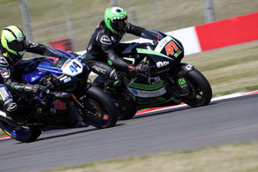 A Big Step Forward at Donington