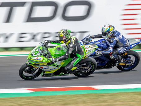 Mcmanus Brothers upbeat after Misano