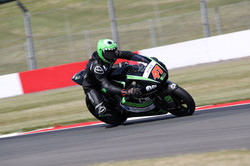 Jake Archer Donington National GP2