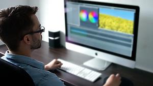 Animation, editing, etc.