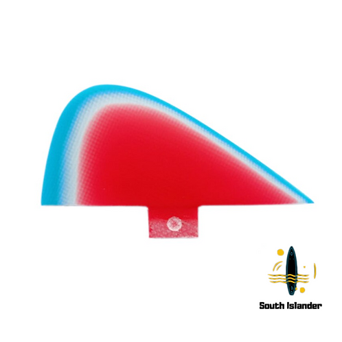 Futures FCS2 FCS Fins-KNUBSTER CENTRE KEEL-template-Performance Glass PG-Quads