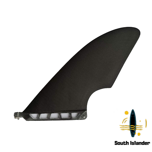 Fins-SouthIslander-Cutaway-Performance Core Carbon-PCC-Longboard Fin-8''-New