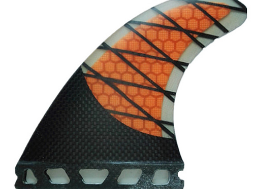 FUTURE TIGER PC CARBON TRI FINS