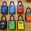 Thumbnail: Surf Key Lock -versatile password key lock, car key lock, huge compartment