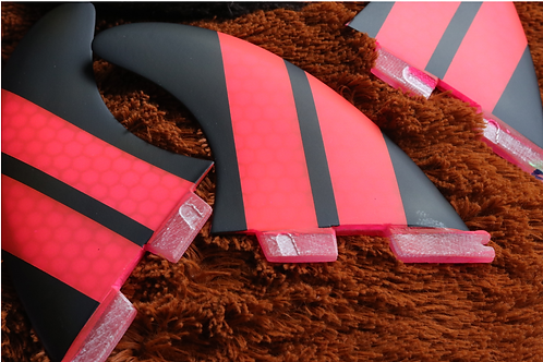 FCS II APOLLO PC TRI FINS