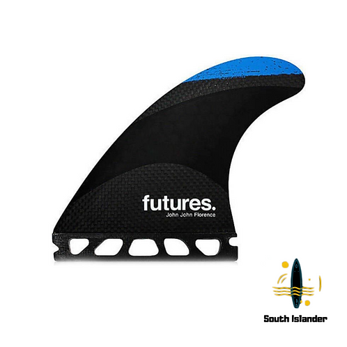 Futures Fins - John John Florence - Blue - Medium-SouthIslander-Brand New