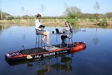 paddleboard office - Bonkers SUP