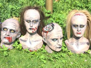 zombie activity day success