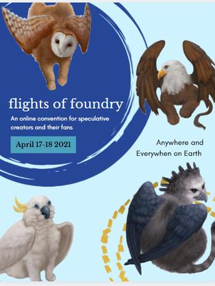 Flights of Foundry 2021