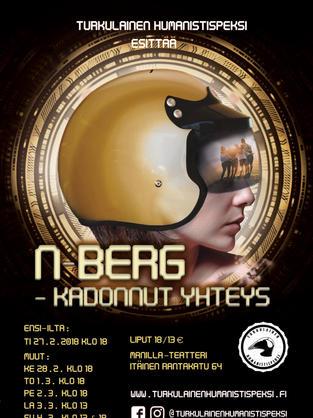 N-BERG - Kadonnut yhteys