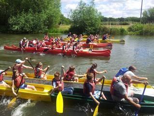 Bell Boat Regatta - great success