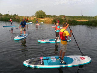 Growers United - paddle evening