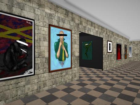 Dark Art Gallery is now open!