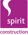 Spirit Construction Pershore - helping local charity - great work on major project