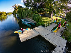launch pontoon at bonkers