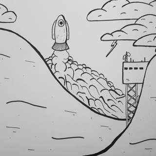 Outpost, Rocket & Storm