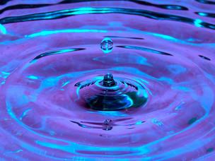 Water Drop - In Color