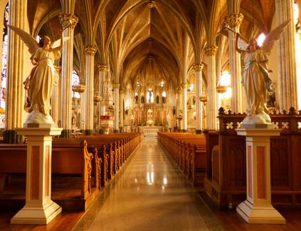 Sweetest Heart of Mary Church