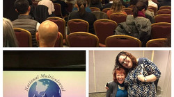 Presenting at the The National Multicultural Conference and Summit on Disability and Parenting with