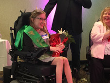Introducing Ms. Wheelchair Washington 2017 - Kyann Flint