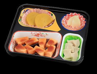 やわらか嚥下食・介護食 エビの天ぷらムース