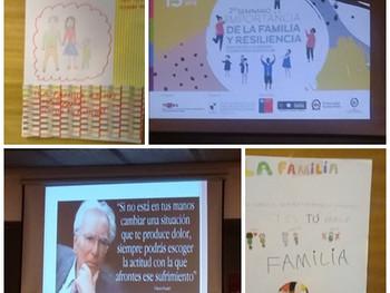 """Seminario""""Importancia de la Familia y resilencia"""""""