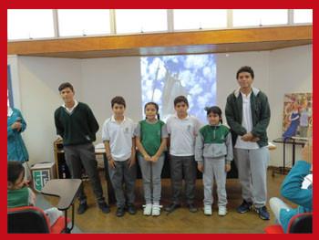 Formación Ciudadana:         Santiago en  100 Palabras