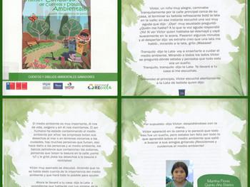 Autoestima y Motivación Escolar:  Creación Literaria al Servicio del Medio Ambiente