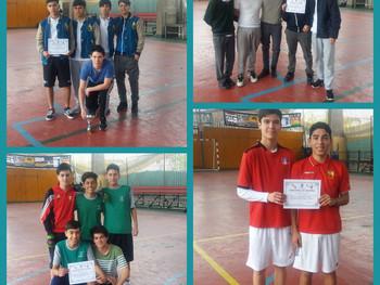 Campeonato Fútbol Enseñanza Media