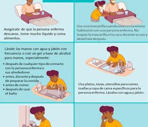 Como cuidar a alguien: enfermo en casa