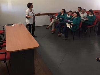 Educación para la salud:              Formación continua