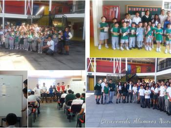 Motivación Y Autoestima Escolar:  Bienvenida Alumnos Nuevos