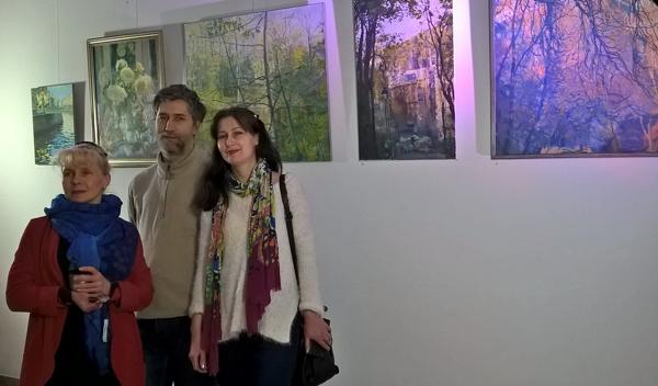 Daria Beyer, Dmitry Nayda, Nadezda Streltsova