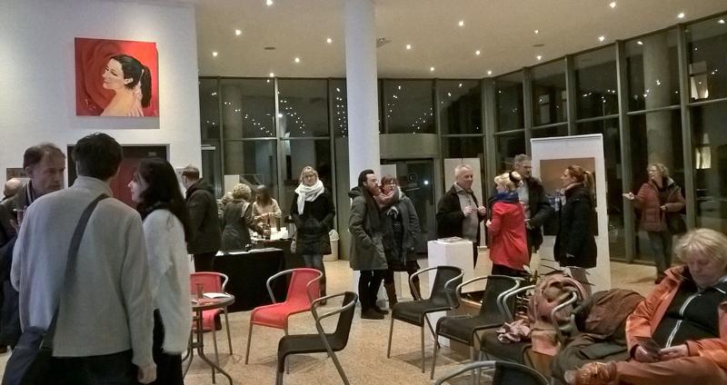 Publikum bskunst.de Ausstellung Momente