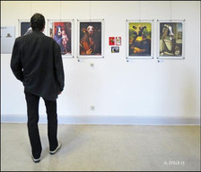 Ausstellung Astrid Brandt