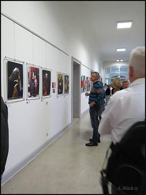 Ausstellungsstücke Astrid Brandt
