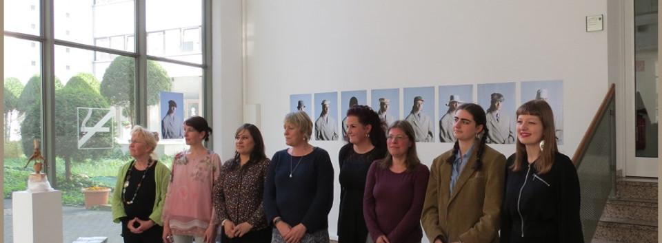 Die Teilnehmerinnen der Ausschreibung