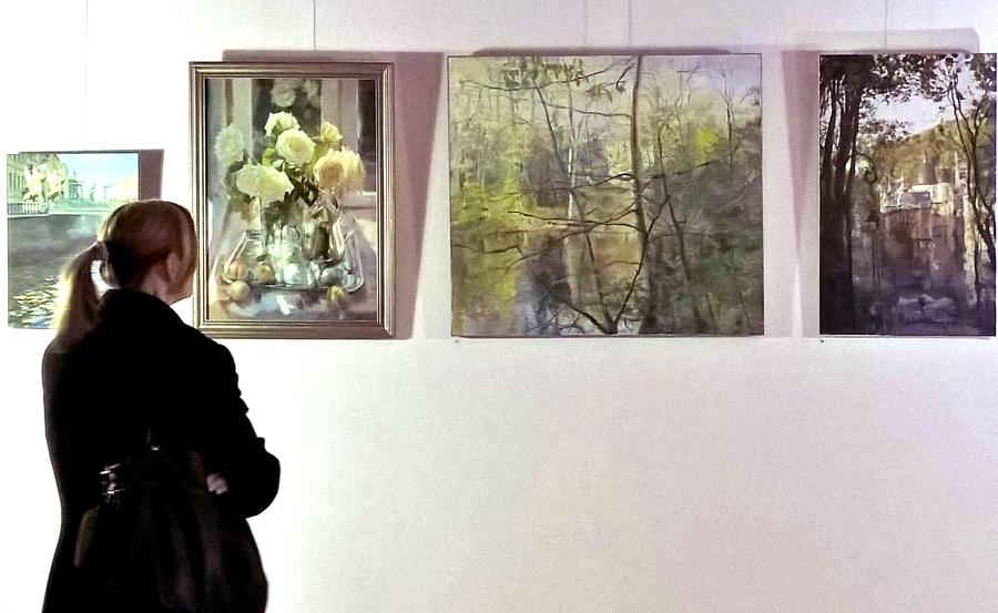 Bilder Dmitry Naya und Nadezda Streltsova