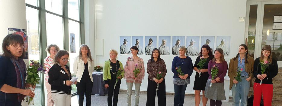 Die Teilnehmerinnen