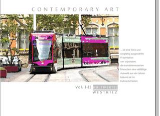 CONTEMPORARY ART – Vol. I-II kommt!